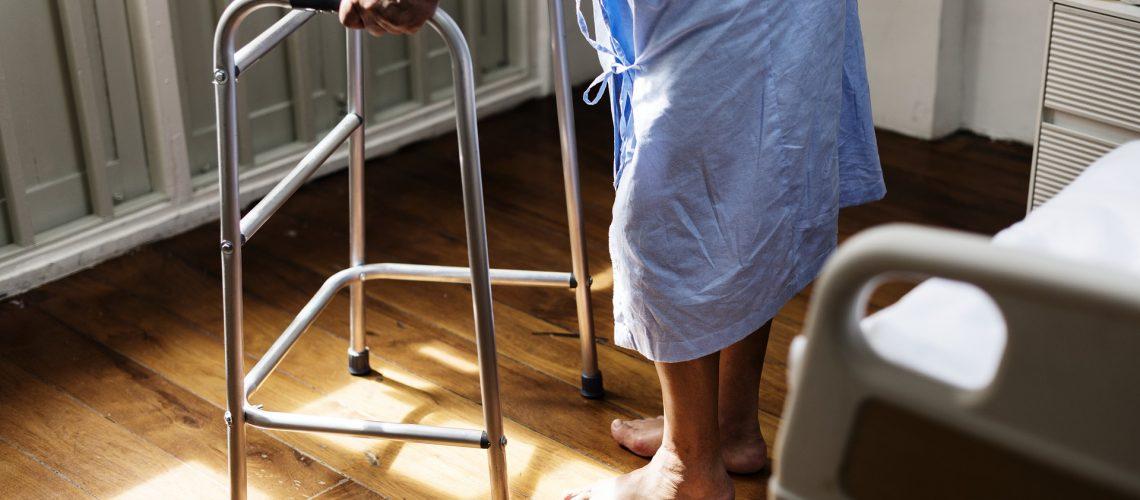 Gute Betreuung im Alter ist wichtig