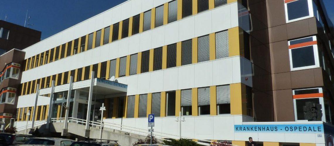 Krankenhaus - Ospedale Innichen
