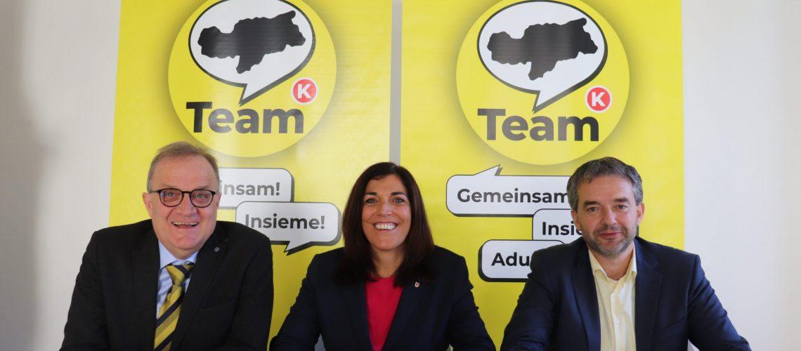 Team K Ploner Rieder Köllensperger